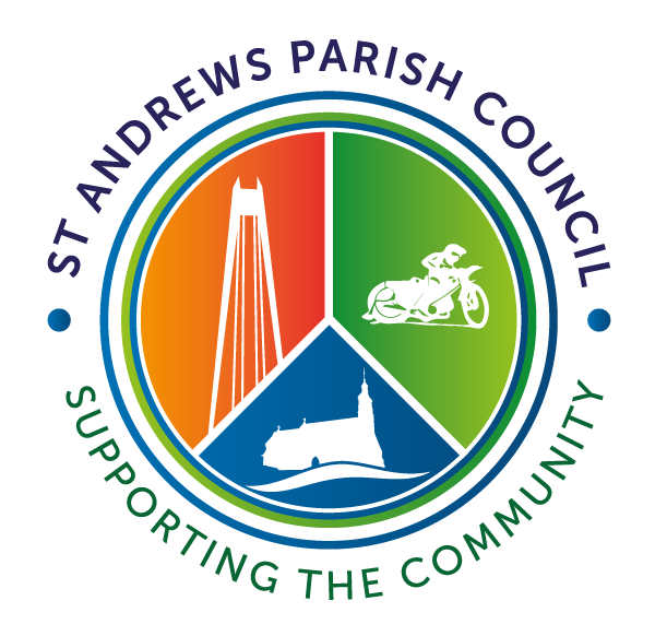 St Andrews Parish Council logo